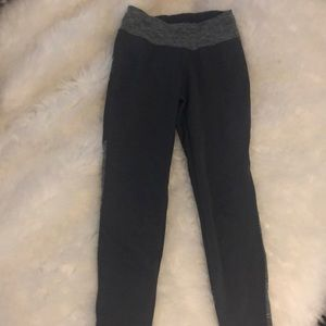 Gray New Balance Leggings